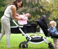 Meilleure poussette canne double pour faciliter la vie des mamans