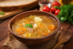 vegetabl soup