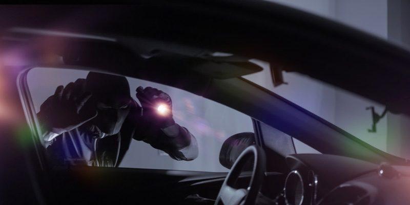 vol voiture